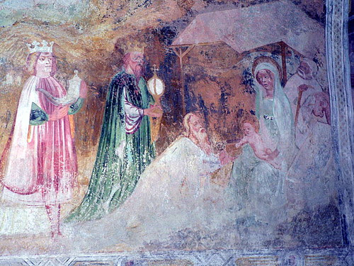 St. Helena Fresken 1