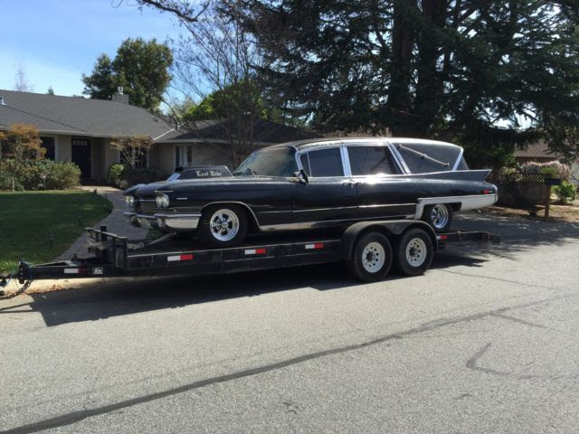 Hearse! Superior Crown Royale - Classic Cadillac Other ...