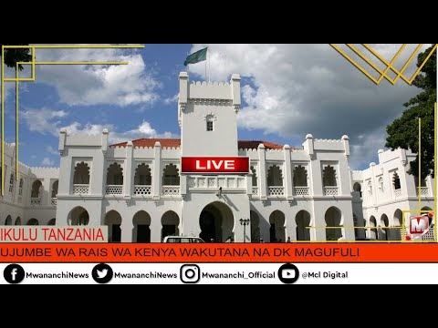 Live: Makabidhiano ya Dhahabu Kg 35 Iliyokamatwa Nchini Kenya Ikitokea Tanzania