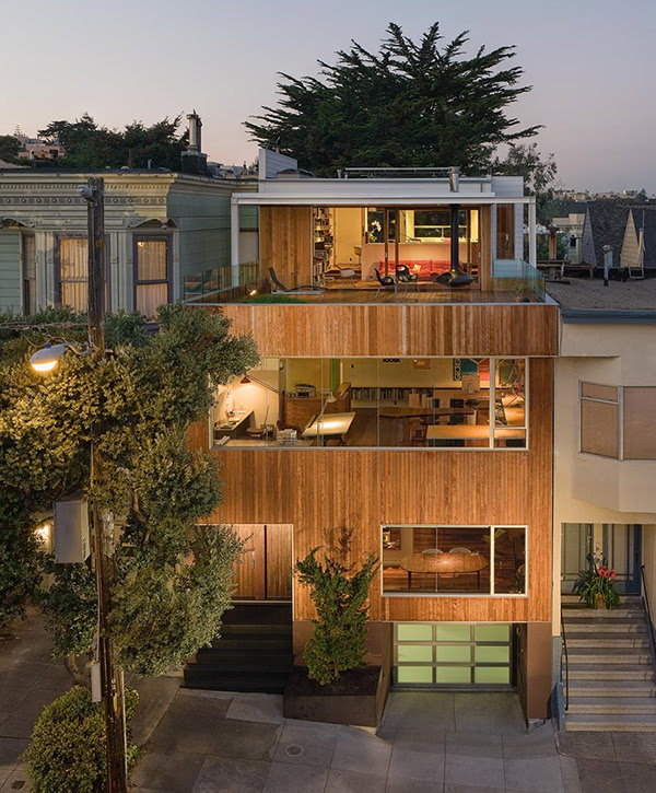 ... California House
