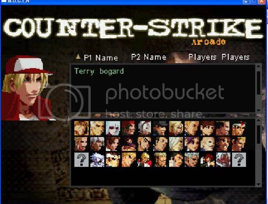 King of Fighters Counter Strike