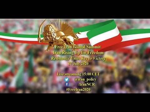 IRAN RISES FOR FREEDOM