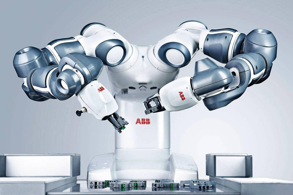 ABB and others have introduced robots designed to assemble small parts and detect whether products are being put together properly.