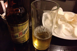 Eating in Manila - San Miguel Pale Pilsen
