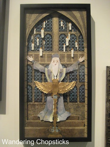 Harry Potter Tribute Exhibition - Nucleus Art Gallery and Store - Alhambra 15