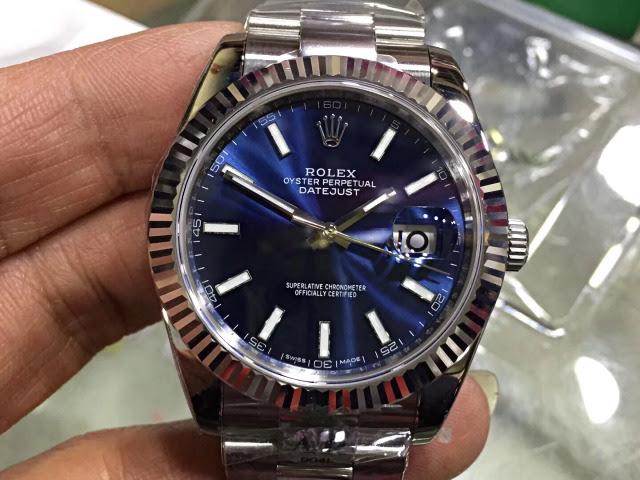 AR Factory Replica Rolex Datejust II 126334