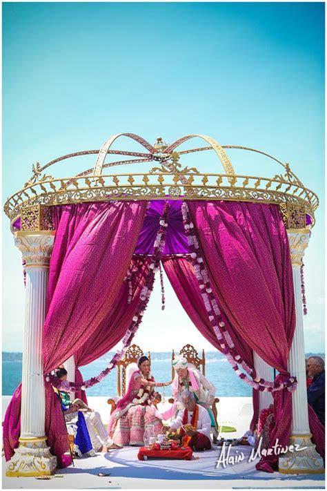 Rekha and Ryan ? Indian Wedding Decor Belle Mer Newport RI