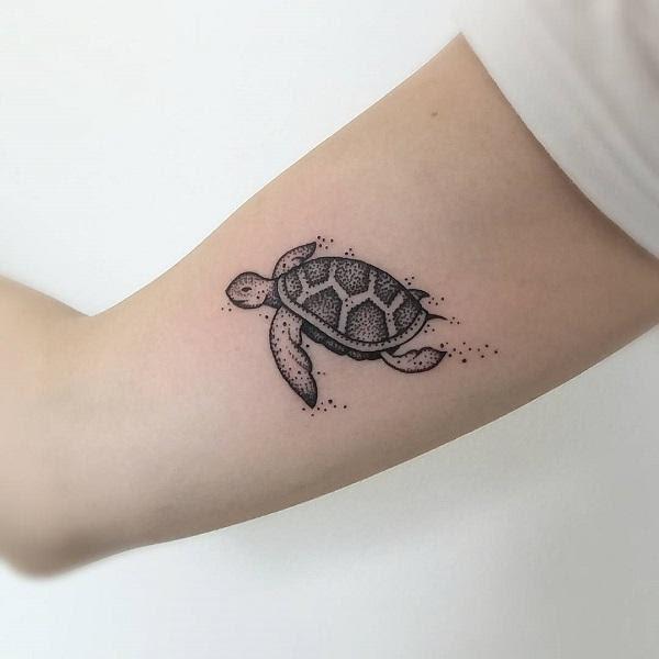 45 Turtle Tattoo Design Ideas Art And Design
