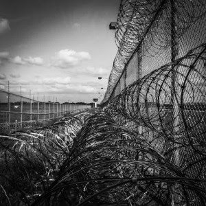 Prison Camp - Public Domain