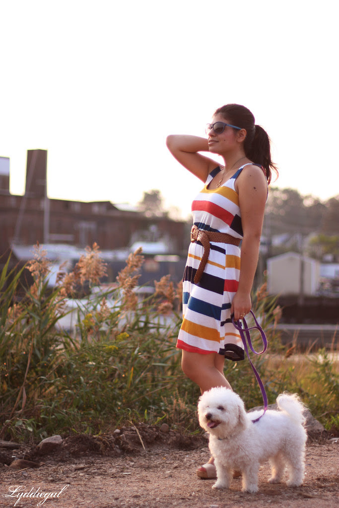 striped w/ chloe
