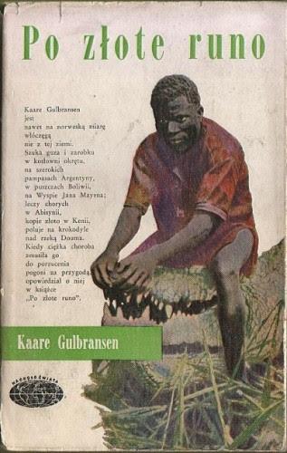 Okładka książki Po złote runo