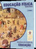 capa do livro de educação física