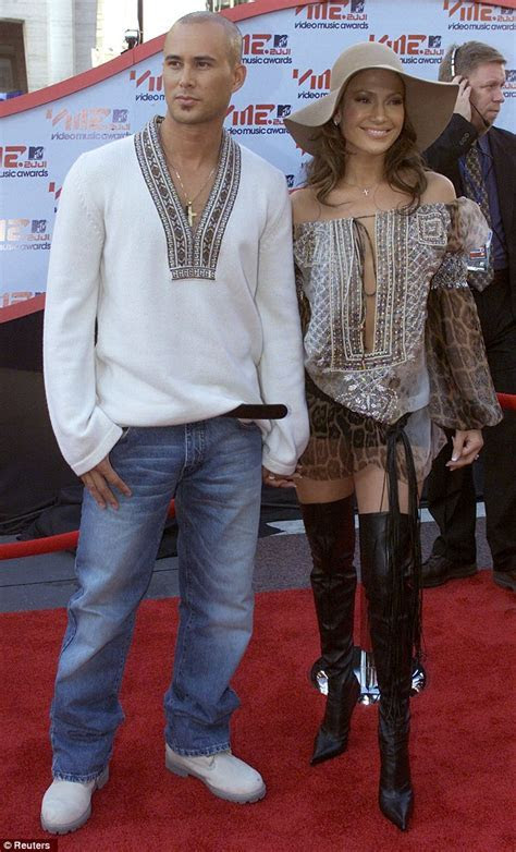Twelve years after their marriage ended Jennifer Lopez's
