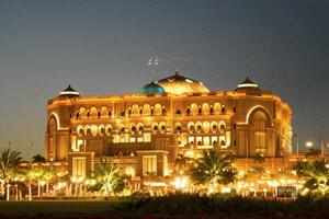 Welcome Back: The famous Emirates Palace of Abu Dhabi will be Naseer's home in the film