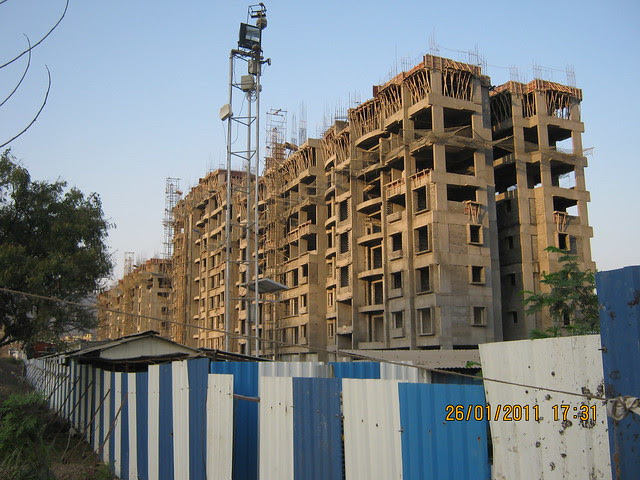 Megapolis Smart Homes 1 - A 4 - A 5 A 6 Towers - Megapolis on 26th January 2011