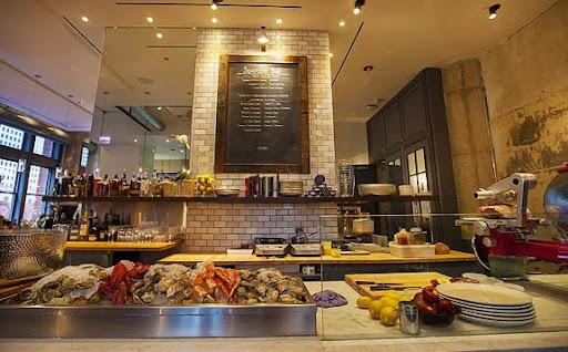 The Kitchen American Bistro Chicago 1 312 836 1300