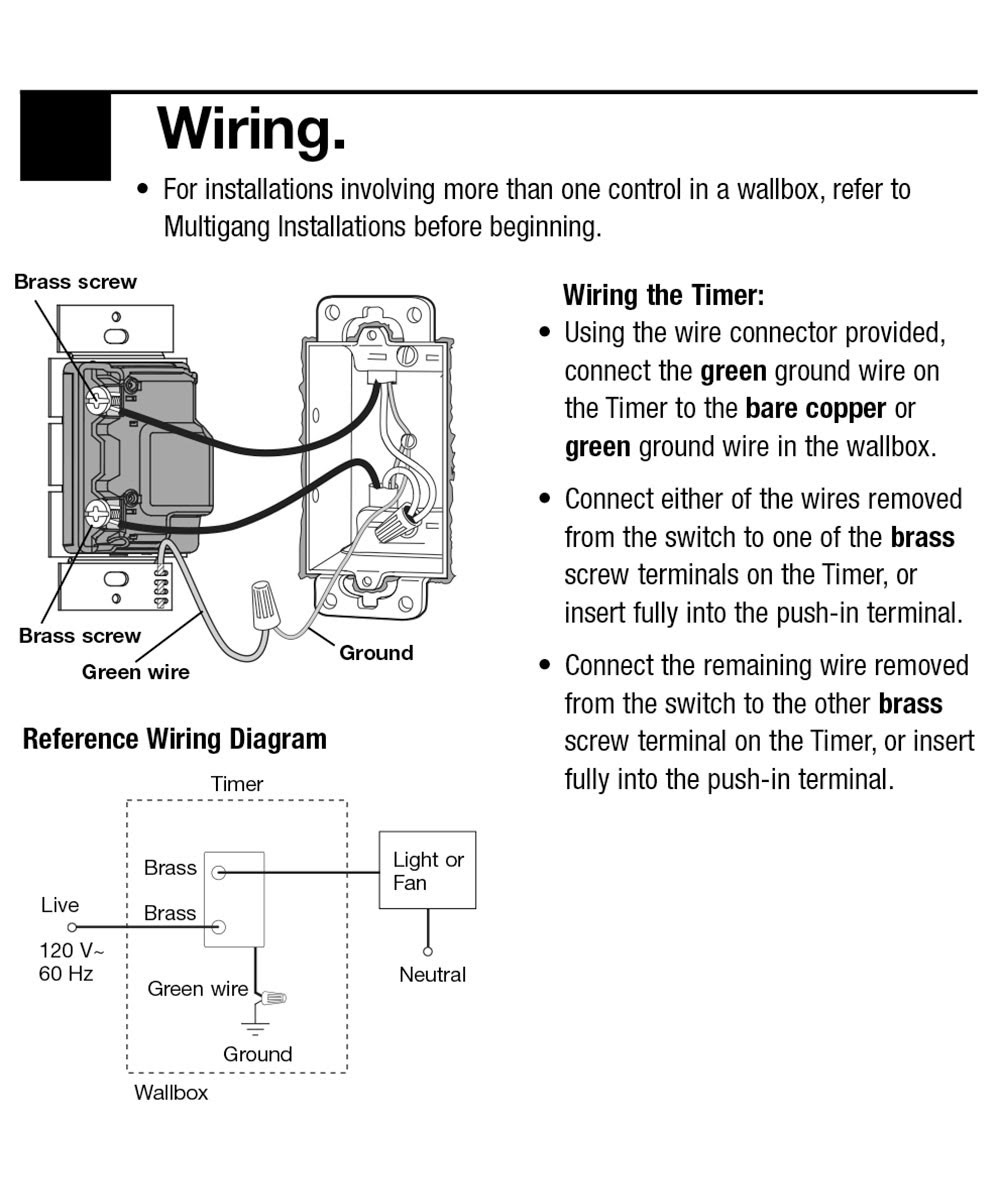 Download 40+] Lutron Single Pole Dimmer Switch Wiring Diagram