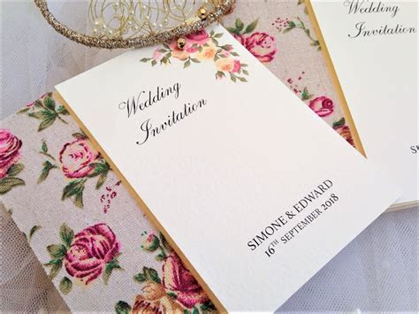 Vintage Rose Wedding Invitations   Wedding Invitations
