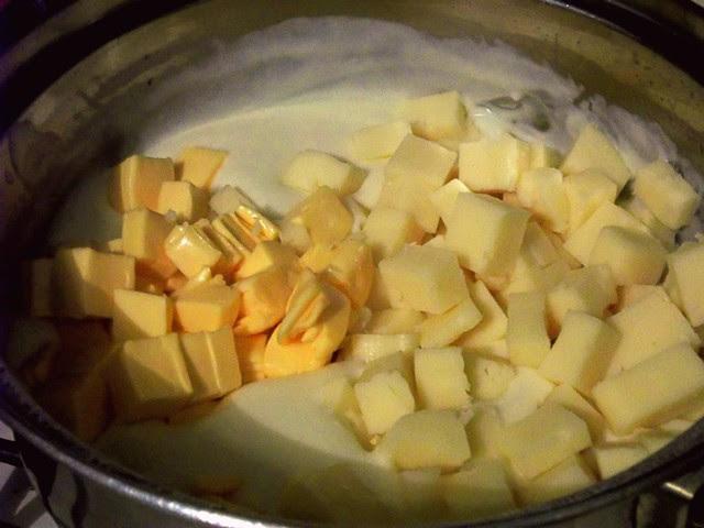 Nacho Cheese Sauce Prep 2