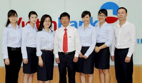 đồng phục ngân hàng bidv