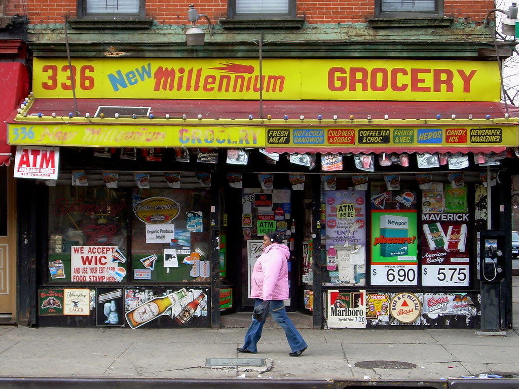 grocery, bed-stuy