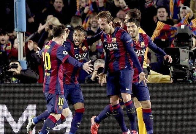 Barcelona Spiel
