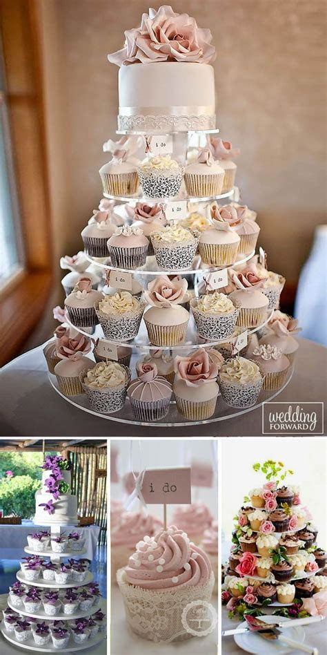 45 Totally Unique Wedding Cupcake Ideas   2019   Wedding