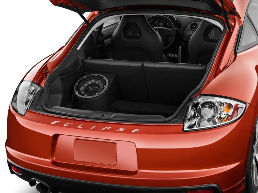 Image 2012 Mitsubishi  Eclipse 3dr Coupe Auto GS Sport