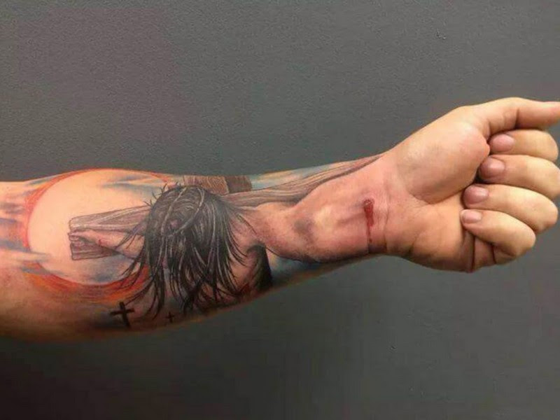 55 Best Jesus Christ Tattoo Designs Meanings Find Your Way 2018