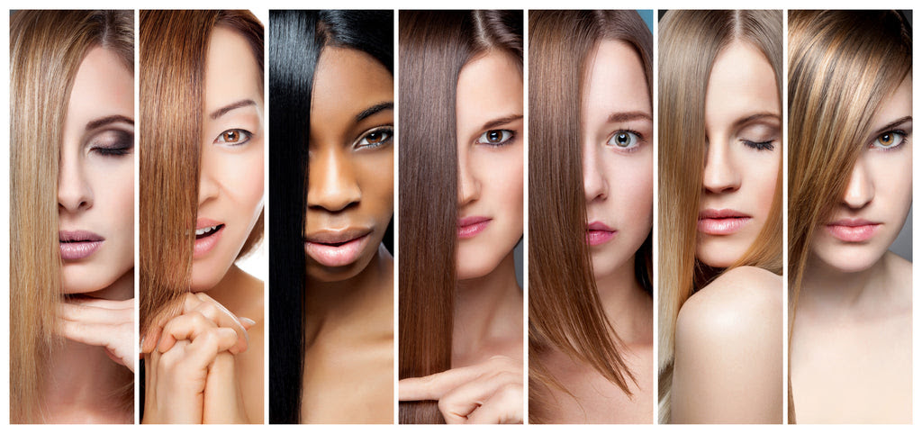 How To Match Your Hair Color To Your Skin Tone The Kewl Blog