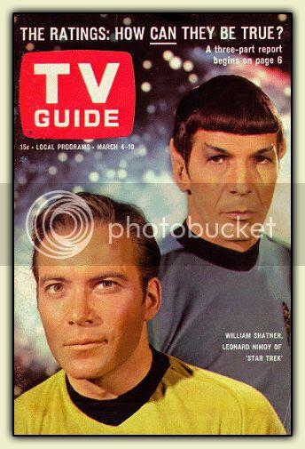 Star Trek TV Guide Cover - March 4, 1967