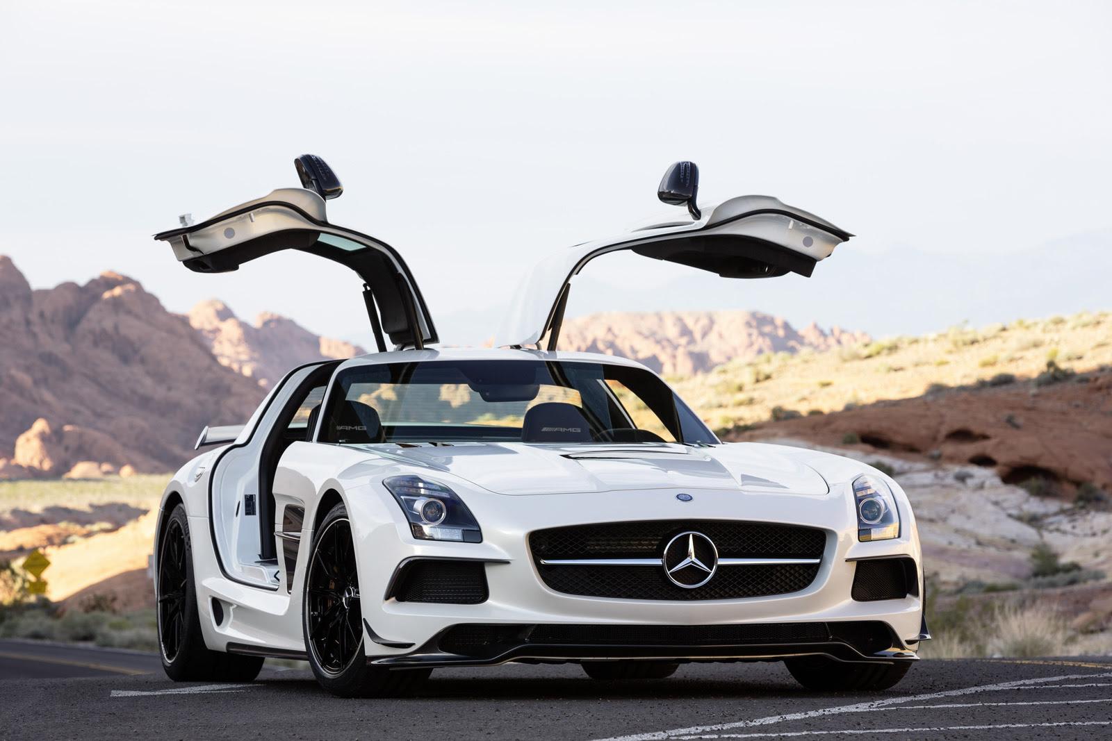 2014 Mercedes-Benz SLS AMG GT Review, Ratings, Specs ...