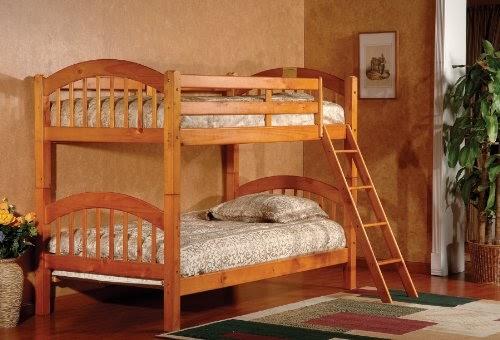 king size platform bed kings brand furniture b125h wood arched design convertible bunk bed. Black Bedroom Furniture Sets. Home Design Ideas