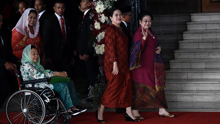 Viral Megawati Tak Salami Surya Paloh Di Dpr Pdip Tak Sengaja Nasional Tempo Co