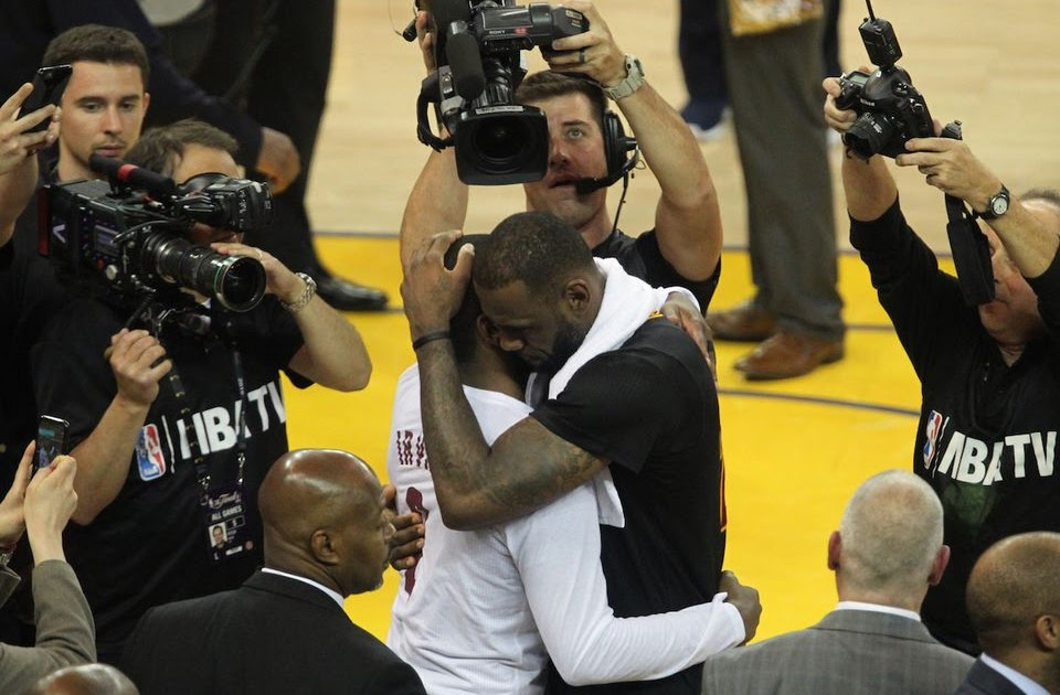 RICH LIEBERMAN 415 MEDIA: Warriors/Cavs NBA Finals Brings History To Bay Area; The Day After ...