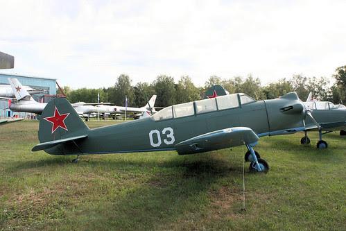 Yakovlev Yak- 03 white
