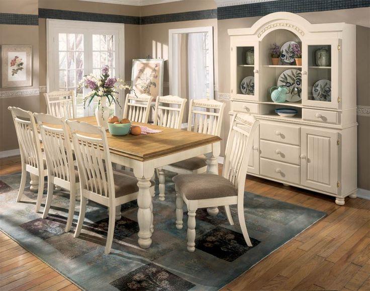Salas de Jantar - Estilo Cottage / Chique | Acervo de Interiores