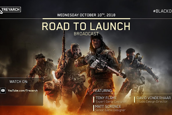 e52ce15da74 Google News - Call of Duty Black Ops 4 release date revealed - Overview