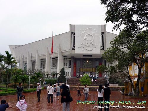 Ho Chi Minh Mausoleum 25