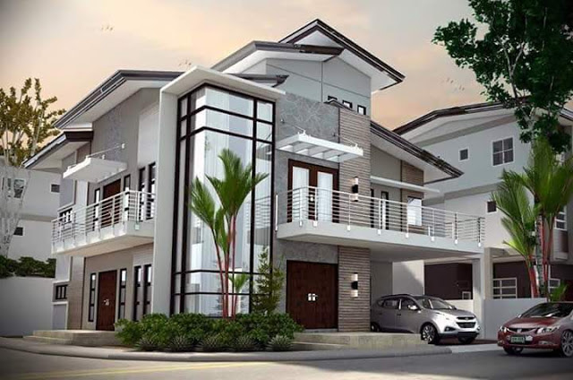 5800 Gambar Rumah 2 Lantai Model Baru Gratis Terbaru