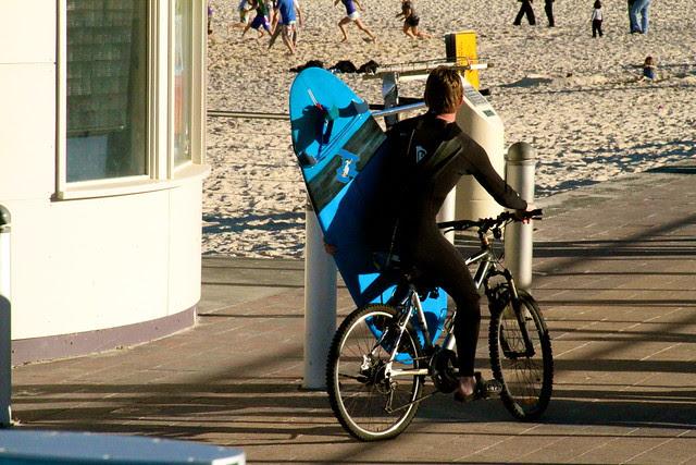 bondi boys on bikes 6698