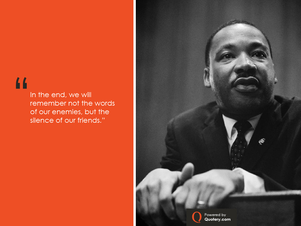 Reputation And Character Quotes Martin Luther King. QuotesGram