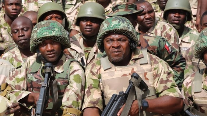 Nigerian Military Kills ISWAP Commander, 20 Fighters Linked To Shekau's Death