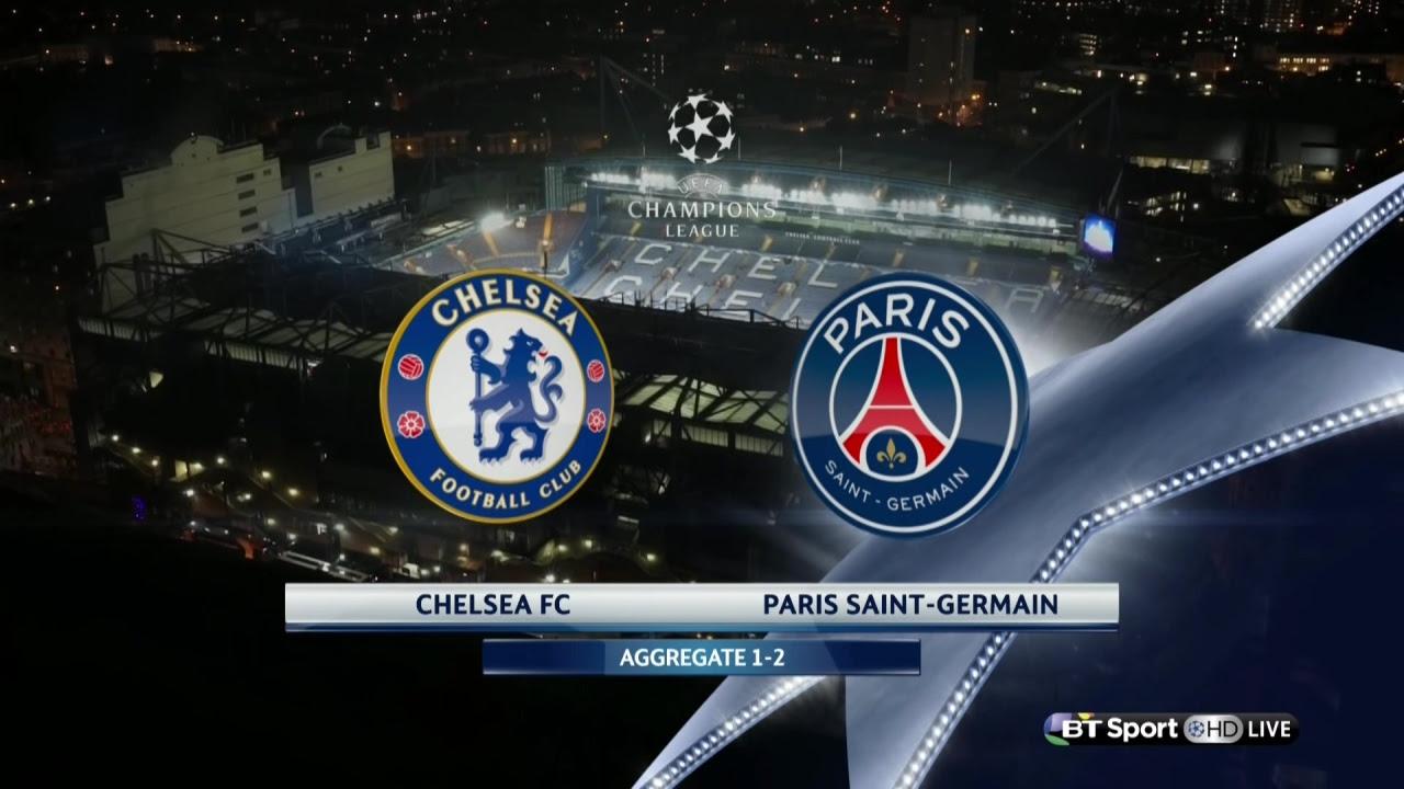 ZK FootballVideos UCL 15 16 Chelsea Vs Paris Saint Germain