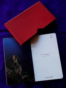 cine arq libro casa malaparte abierto y caja