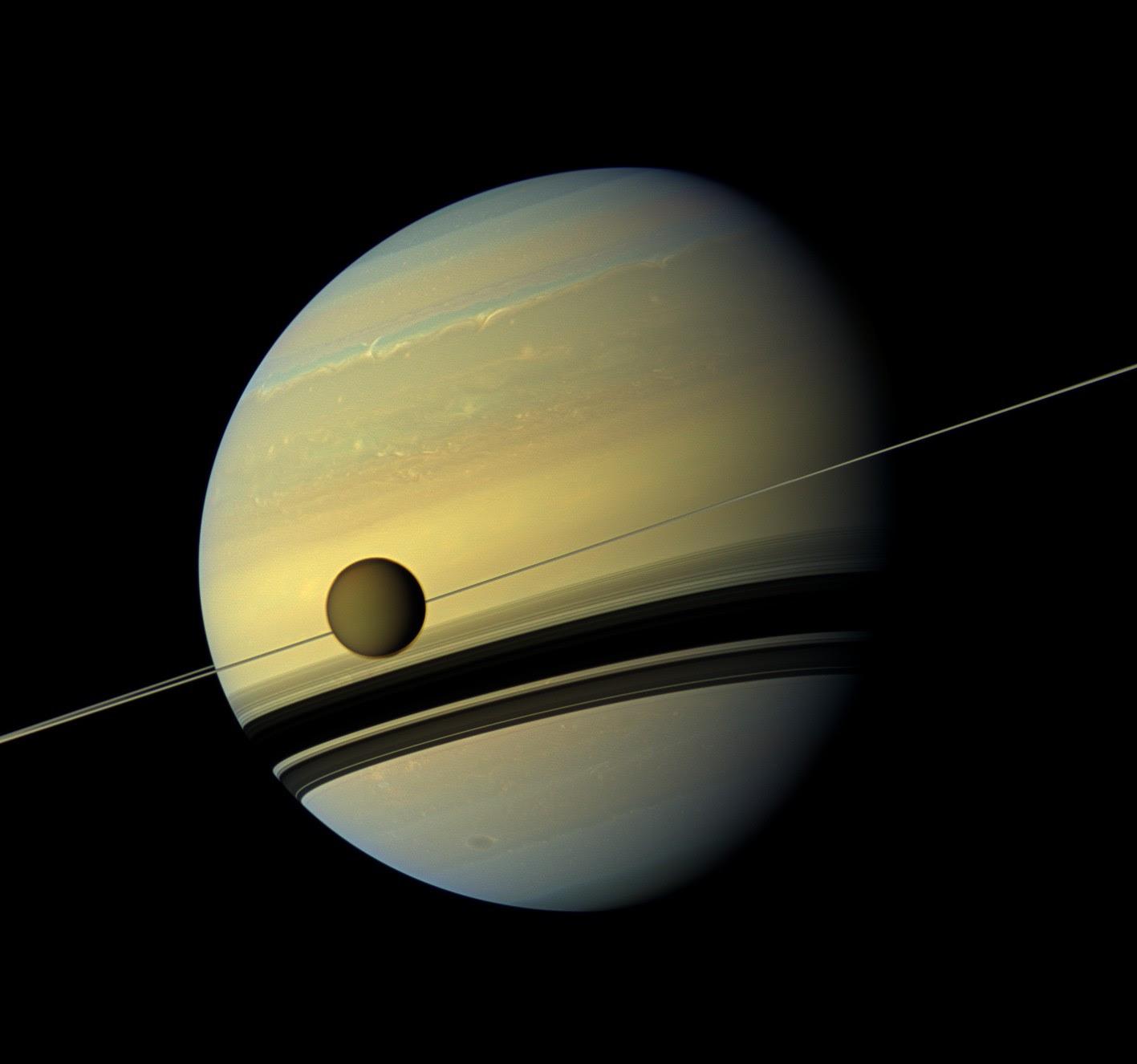 Titã e Saturno