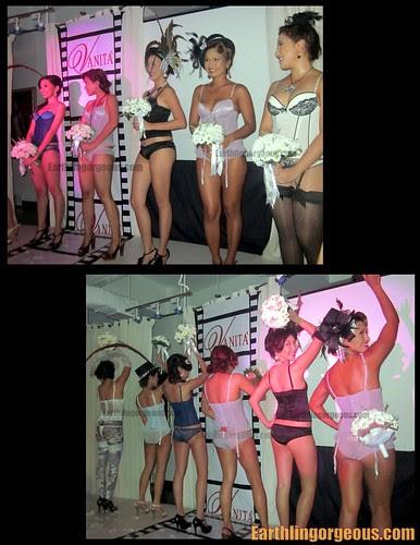 playful House of Vanita blogger models