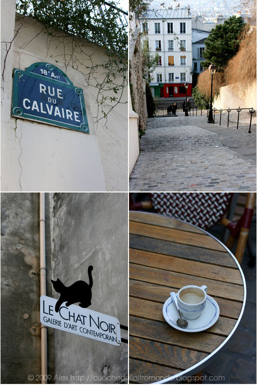 Impressioni Montmartre