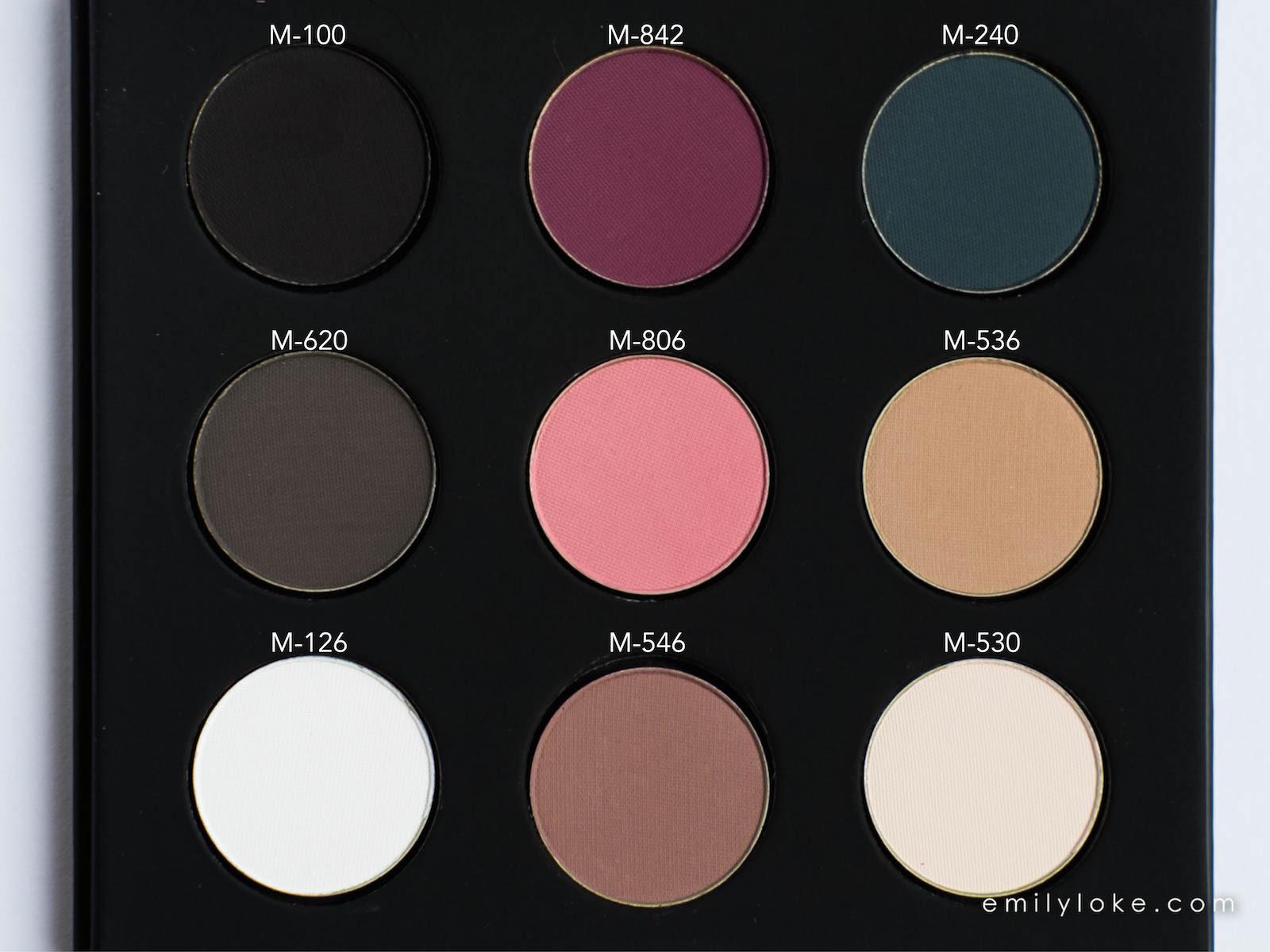 Makeup forever artist palette 4