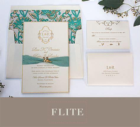 Best Wedding Invitations of 2012!   Junebug Weddings
